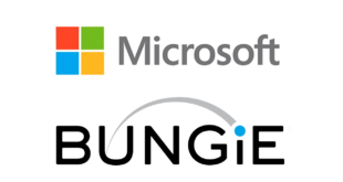 Bungie and Microsoft logos