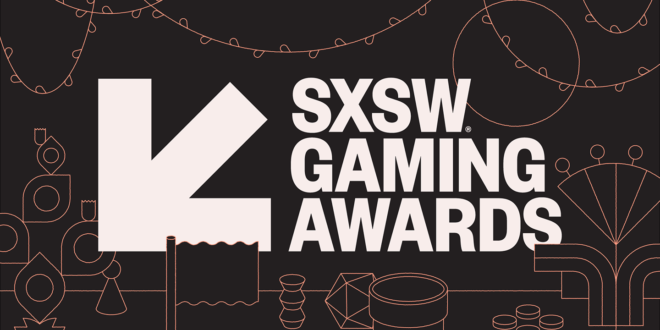 SXSW Gaming Awards Logo