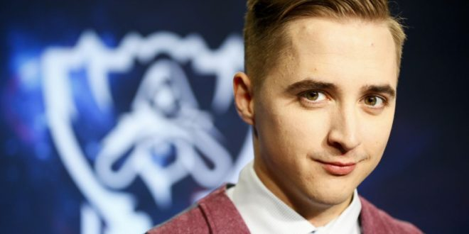 Mitch 'Krepo' Voorspoels takes coaching role with Schalke