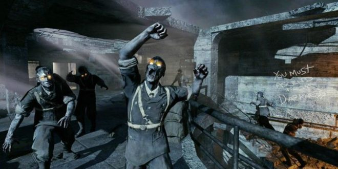 Call of Duty Zombies mode