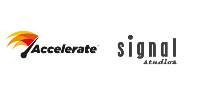 Accelerate Games and Signal Studios