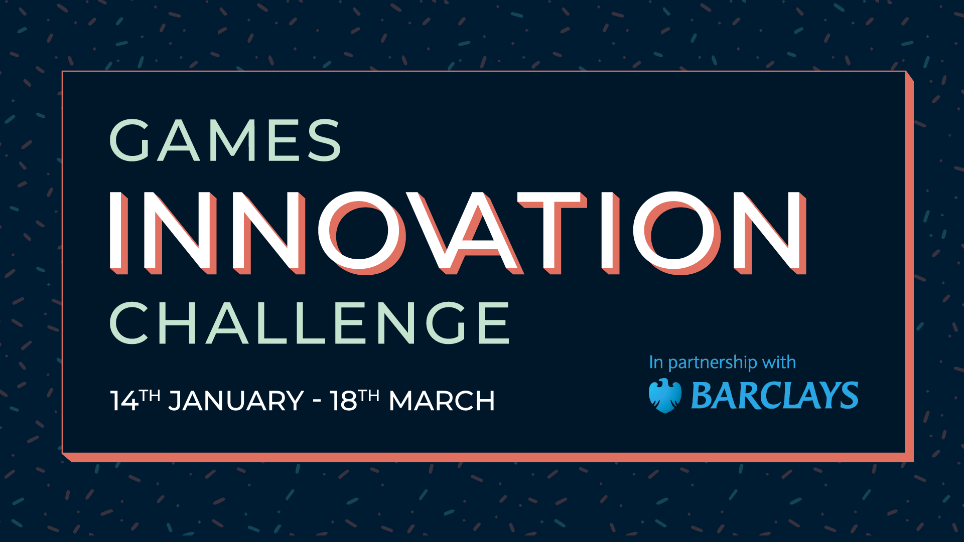 Barclays and NSE Announce the Games Innovation Challenge