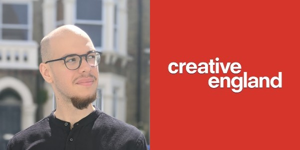 """Levelling Up: Creative England's Chris Filip: """"I've created a network who want to work with me because I always  ask 'How can I help you?' and I deliver on  my promises."""""""