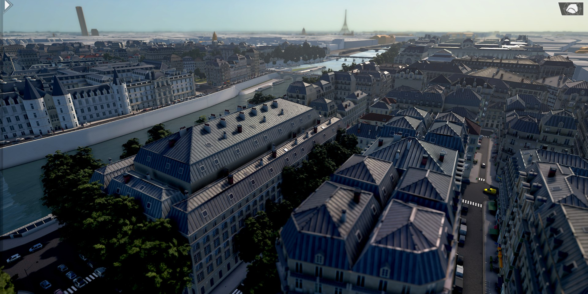 Unsigned – Building the city of love in The Architect: Paris