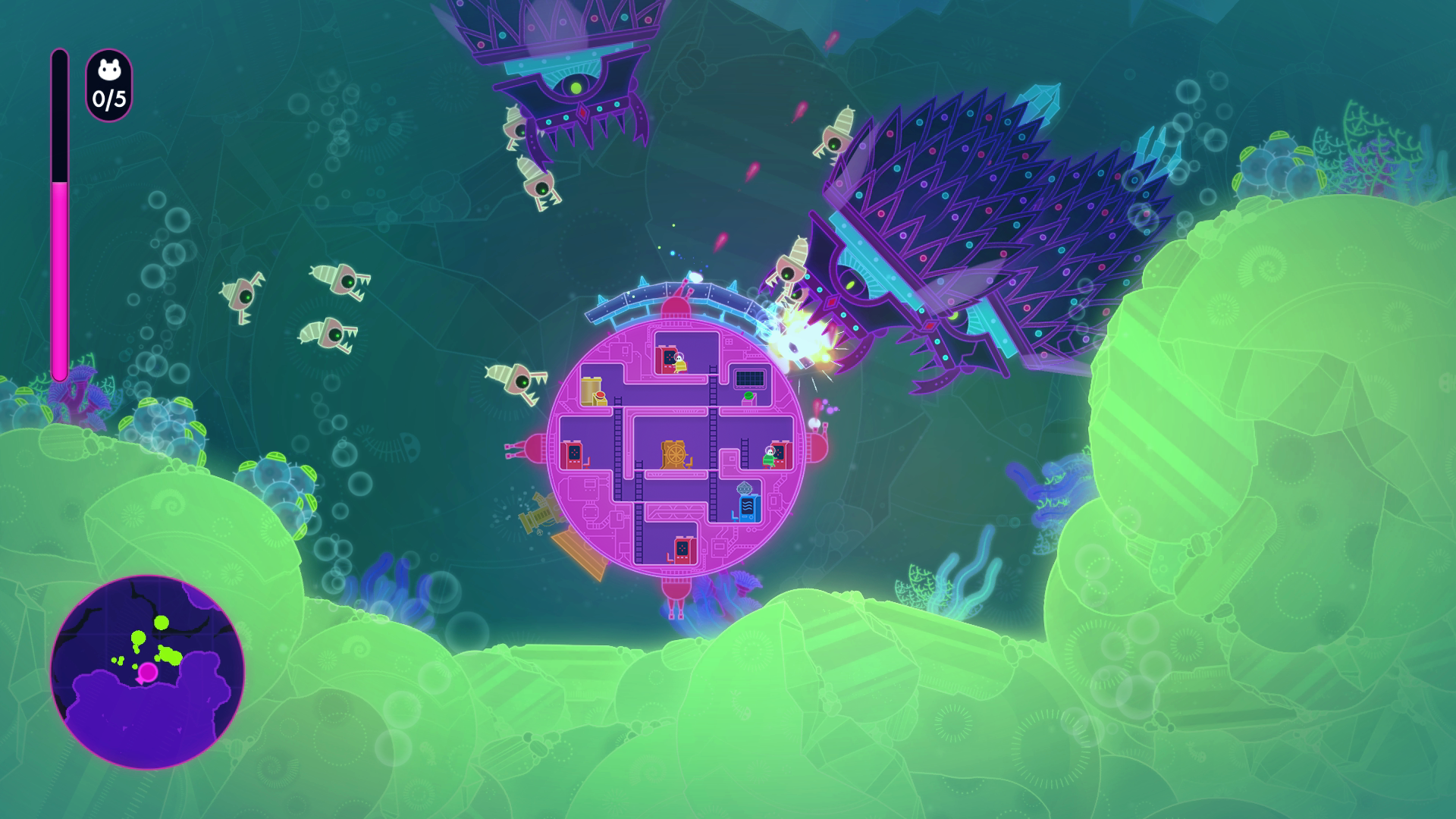 When We Made Lovers In A Dangerous Spacetime Mcv Develop