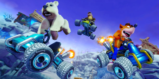 UPDATED] Crash Team Racing Nitro-Fueled is second biggest launch for