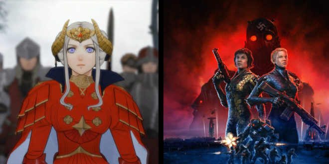 Fire Emblem: Three Houses significantly outsells Wolfenstein