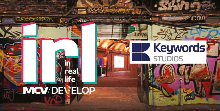 """""""You simply can't replace the energy of sharing ideas and exploring innovative concepts, with the world's leading experts at these live events"""" – Keywords Studios on why they're one of the founding partners of IRL"""