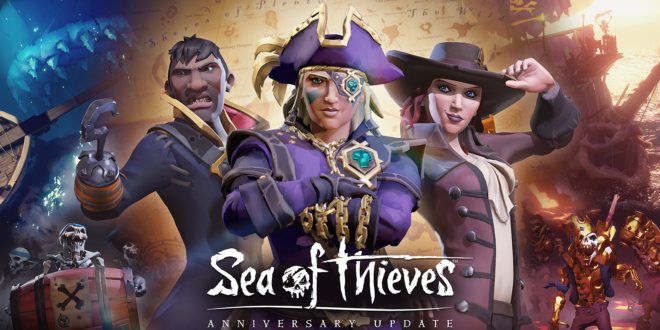 When We Made… Sea of Thieves – MCV
