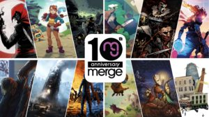 Merge Games celebrates 10th anniversary with $4m 'Warchest' fund for indies