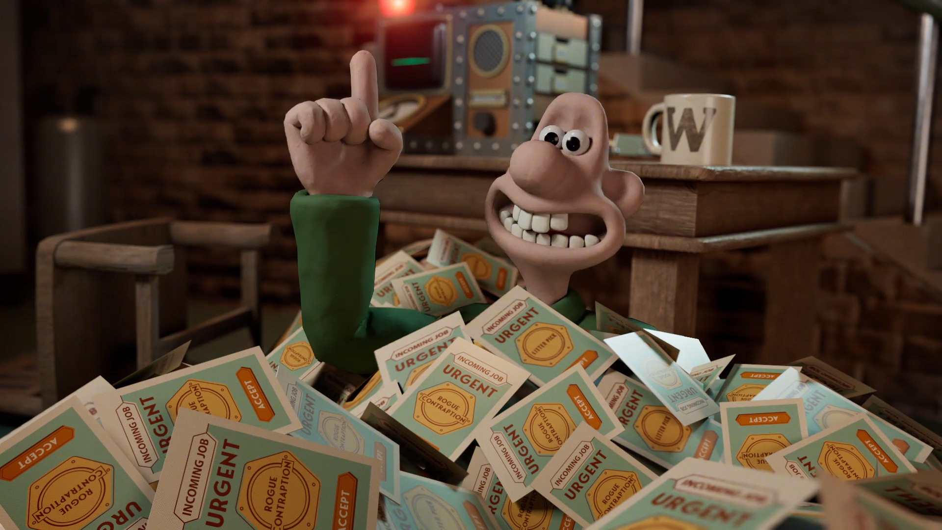 """""""No one's has done this before. No one's really tried to tell a story in this way."""" – The ambitious story of Wallace and Gromit: The Big Fix Up's transmedia approach"""