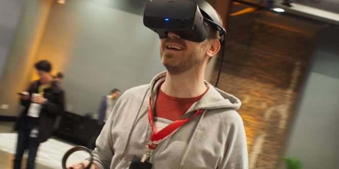 Jason Rubin: 'When Oculus was young, it was a startup… now we have a plan'