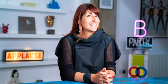 Roberta Lucca, Co-founder of Bossa Studios