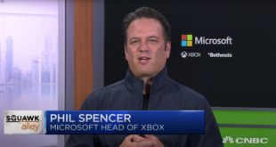 Phil Spencer on CNBC