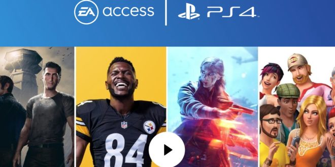 EA Access is coming to PlayStation 4 – MCV