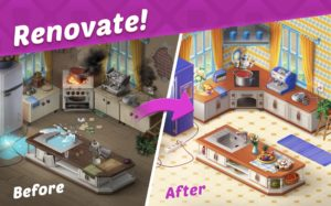 Match-3 home decor mobile game Homescapes has generated $1bn in lifetime revenue