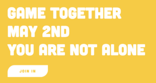 You Are Not Alone event logo