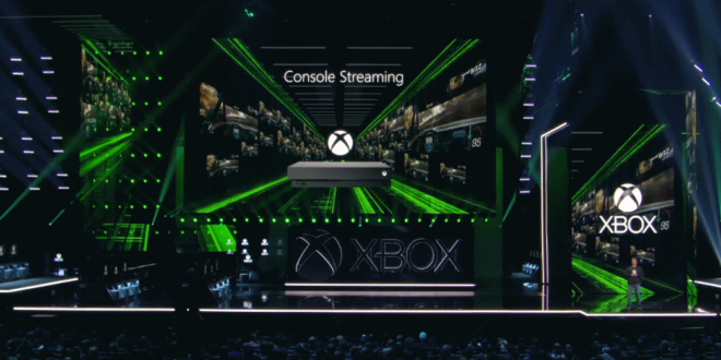 Project xCloud: Stream from the cloud or from your own Xbox