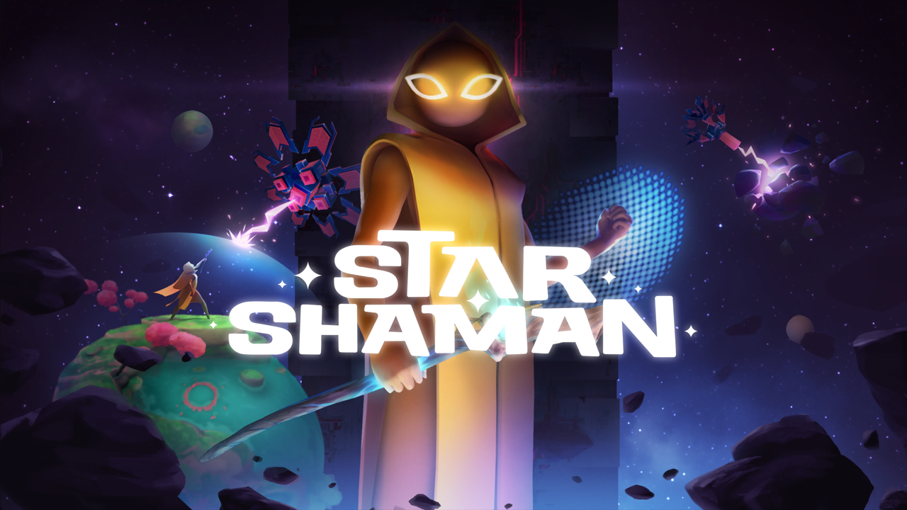 Unsigned – The marvellous universe of action VR shooter Star Shaman