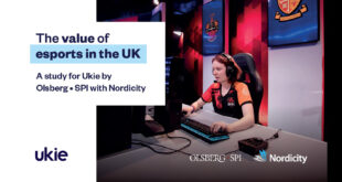 Ukie Esports Report Front Cover