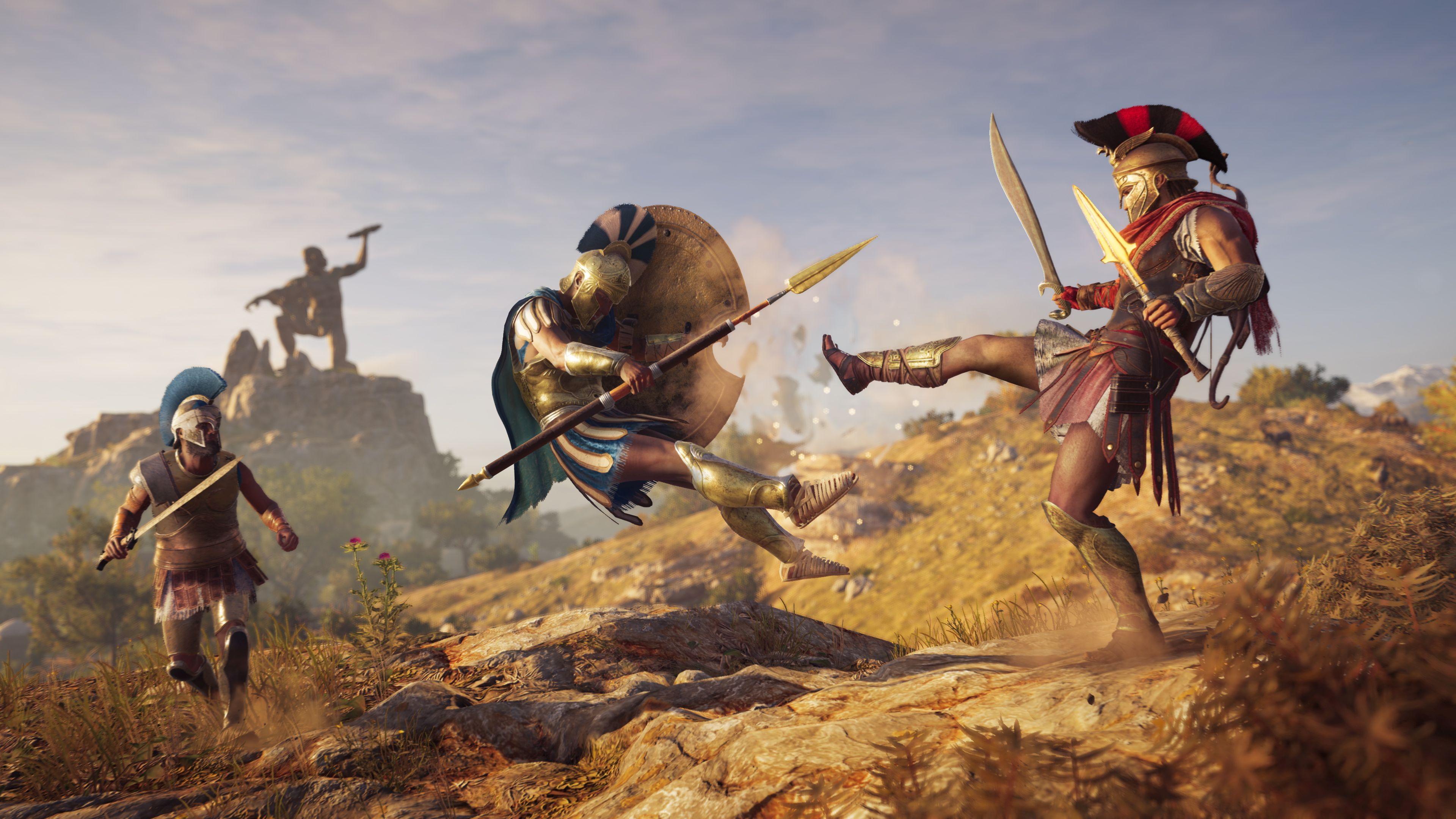 Backlash To Forced Romance In Assassin S Creed Odyssey Dlc Has