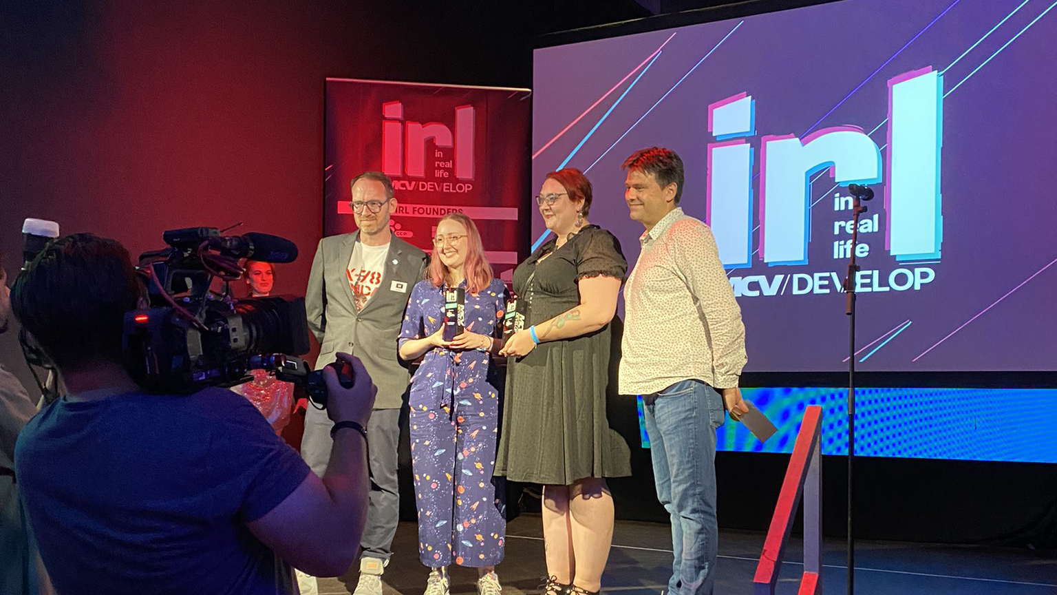 22 fantastic winners and the lovely things people said about them –from last night's IRL Awards