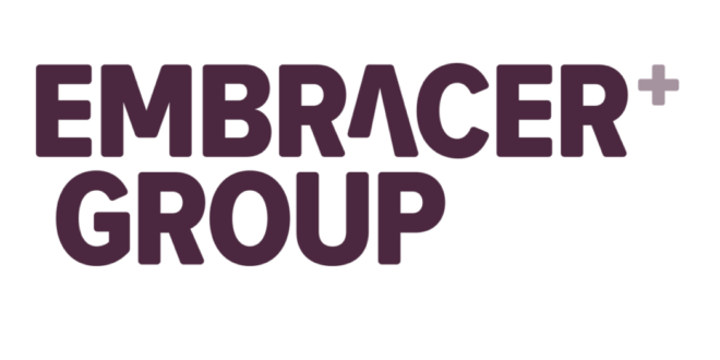 Embracer Group Logo