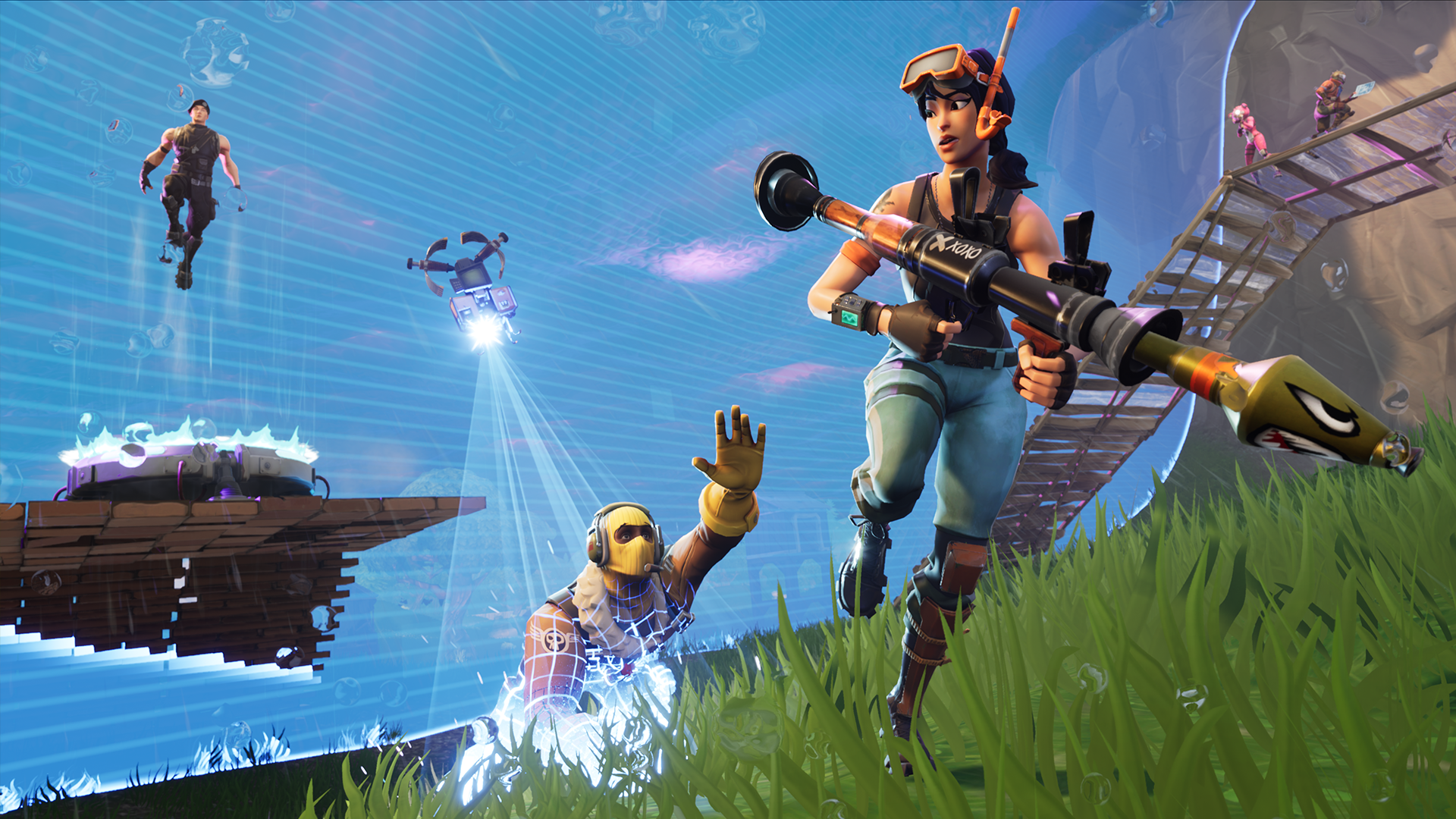 Fortnite Becomes Biggest Free To Play Game Ever While Far Cry 5