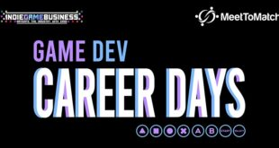game dev career days