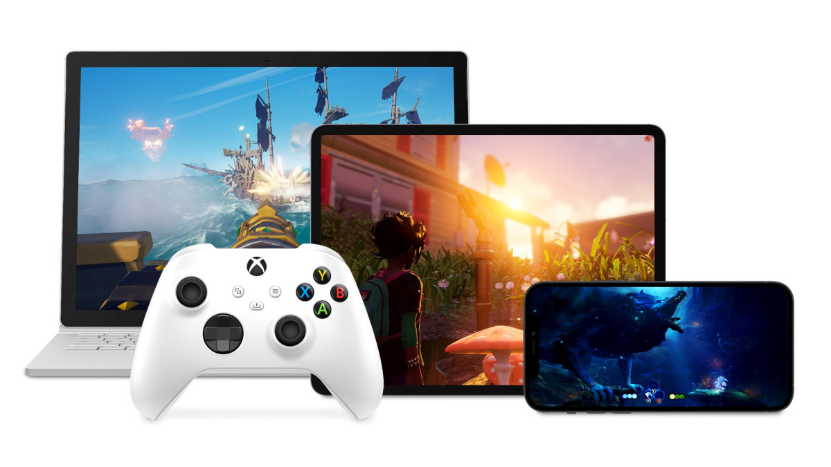 Xbox announces expansion of cloud gaming to Apple devices