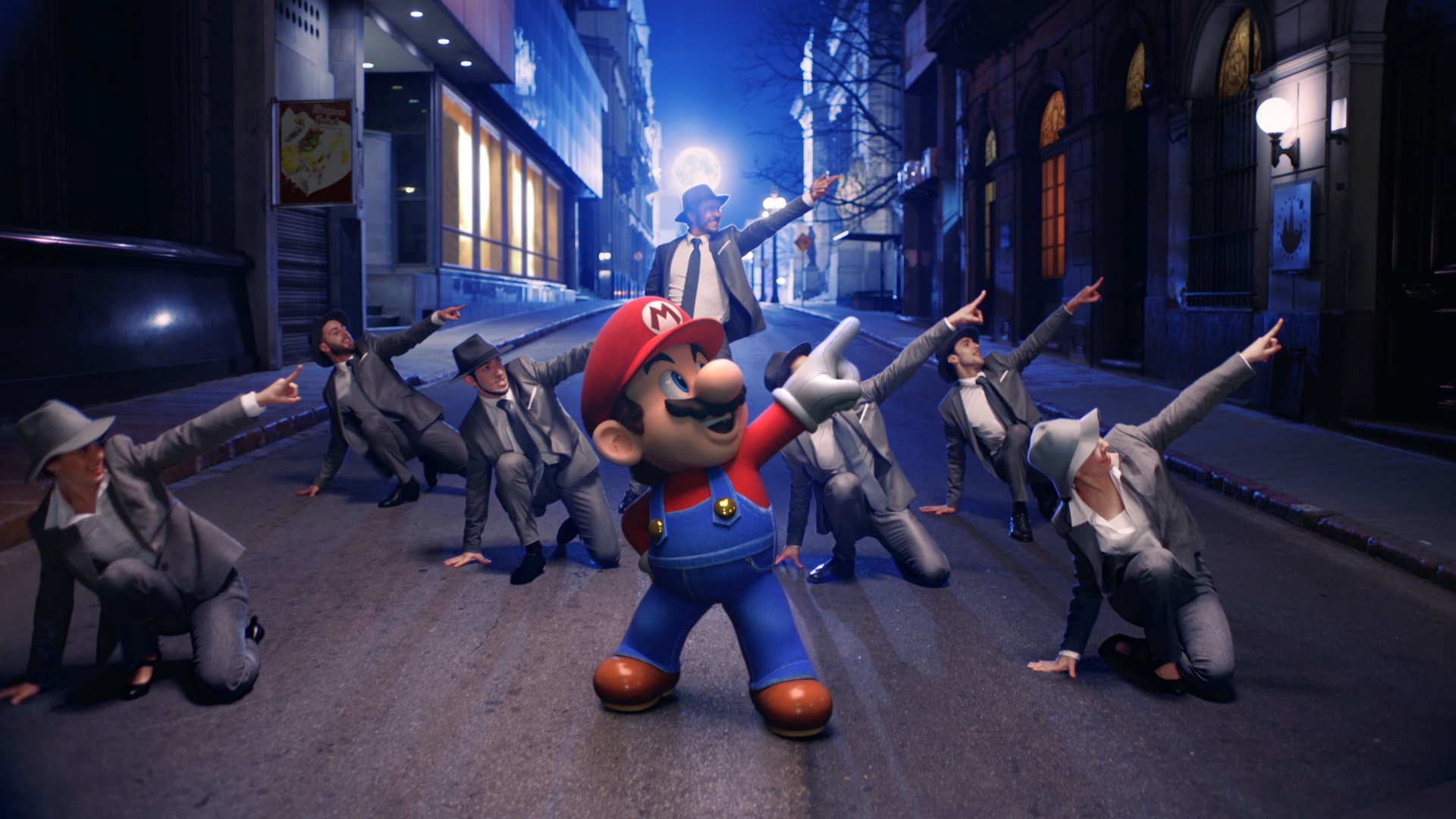 Nintendo Promotes Super Mario Odyssey With Live Action Music Video