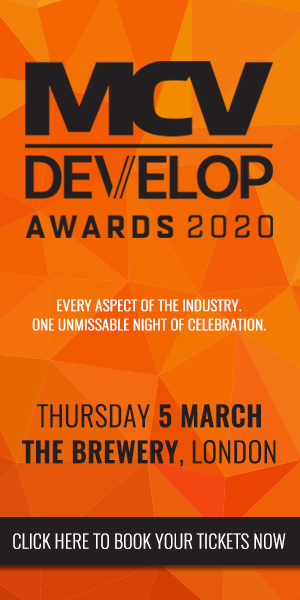 MCV/Develop Awards 2020