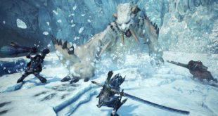 Monster Hunter World Iceborne screenshot