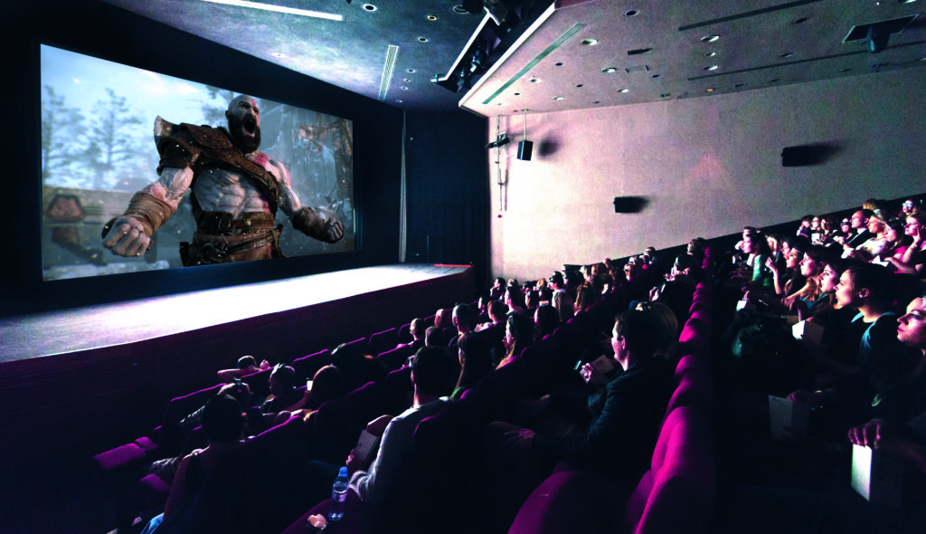 Captive audience: How cinema advertising super-sized gaming campaigns    MCV/DEVELOP