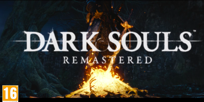 Dark Souls Remastered coming to Nintendo Switch, PS4, Xbox