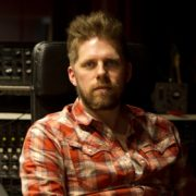 Simon Viklund, composer, sound designer and community manager at 10 Chambers Collective