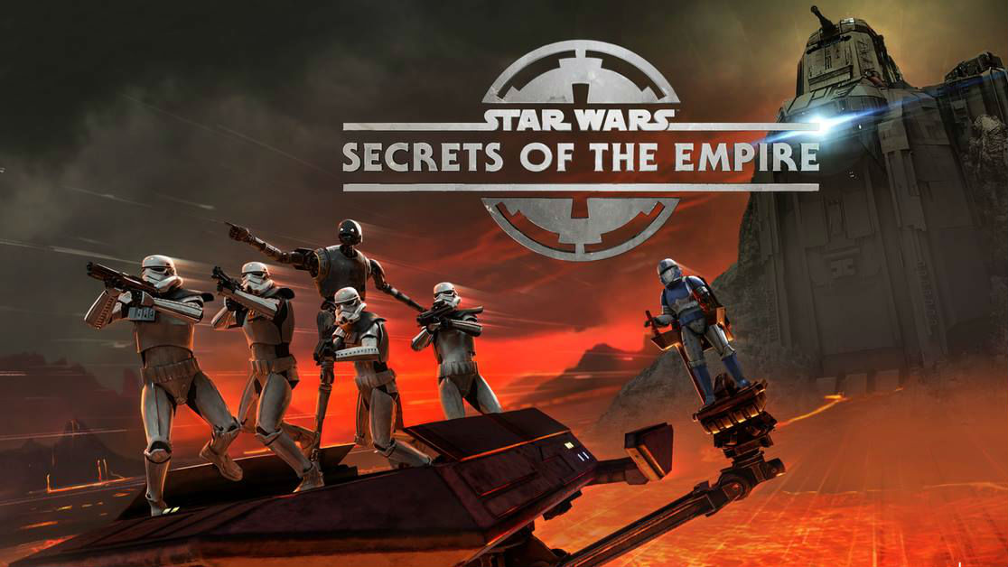 fbfb8b96ea2b The Void proves the concept of location-based VR with Star Wars  Secrets of  the Empire – MCV