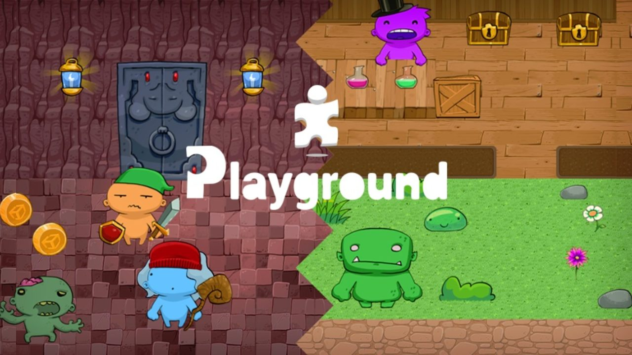 Unity encourages children and their teachers to make games with