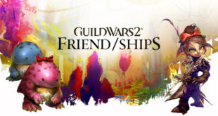 Guild Wars 2 Friend/Ships