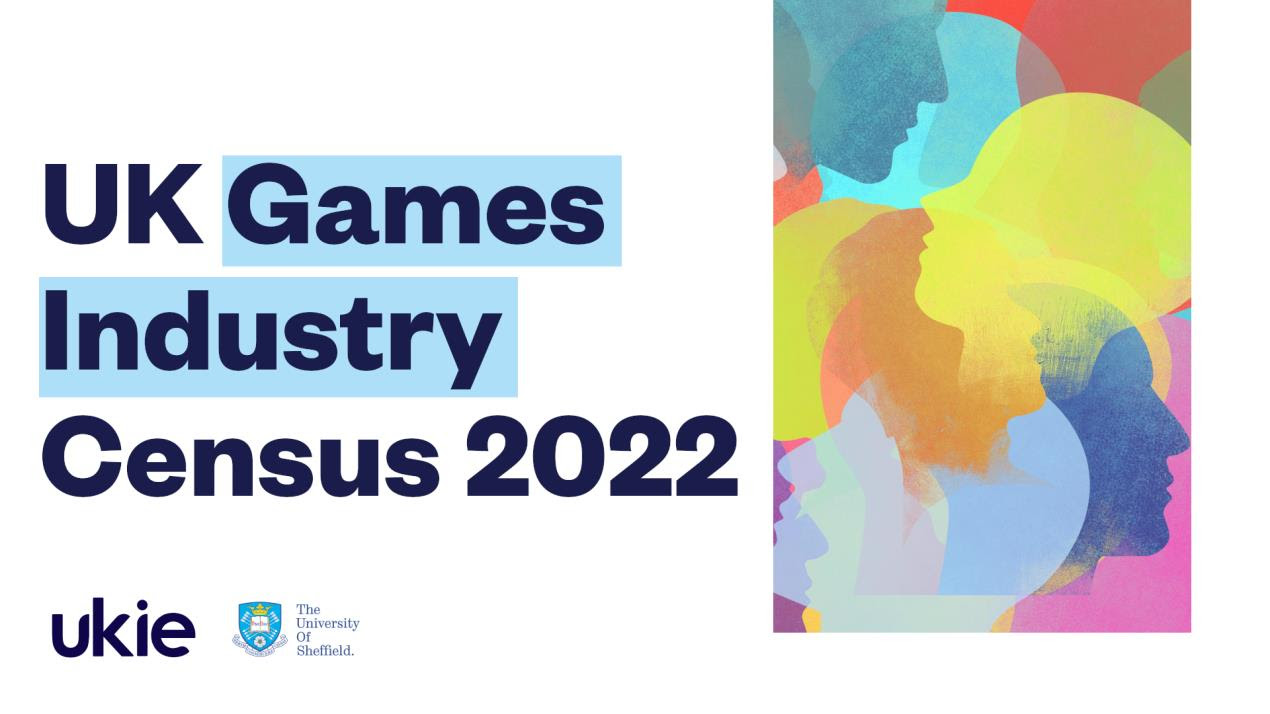 [From the industry] Ukie launches Games Industry Census 2022 to survey diversity in the UK games industry workforce