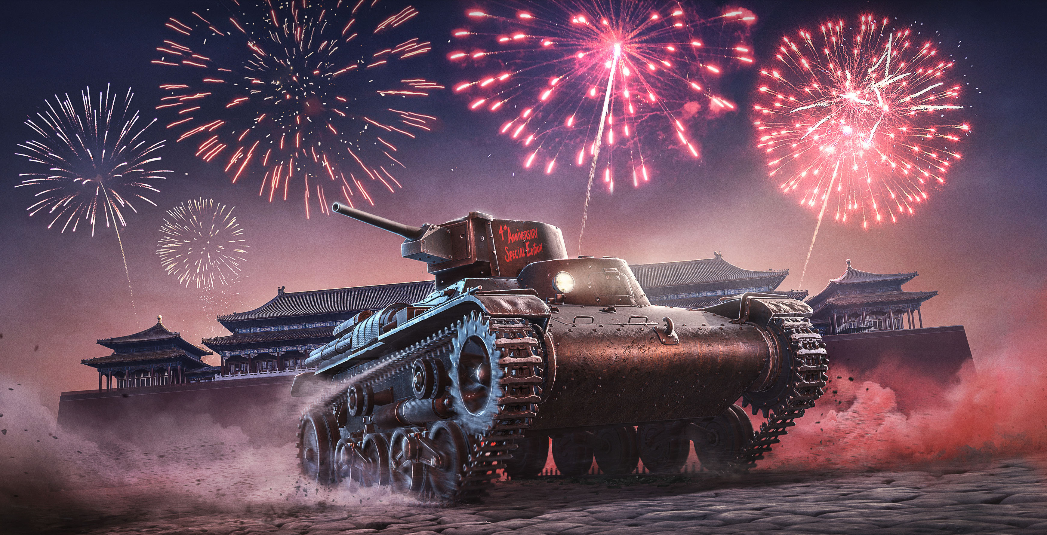 World of Tanks on console has reached 14m players – MCV
